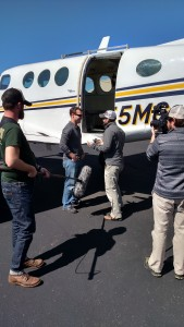 Skydiving in Nashville, TV show interview