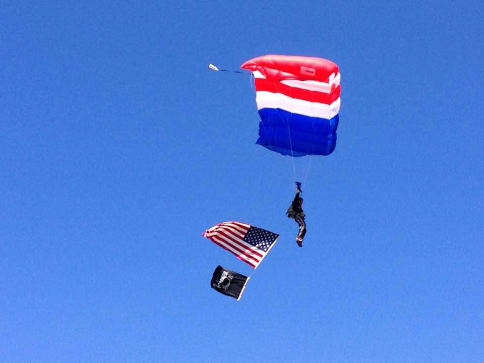 Flag Jump